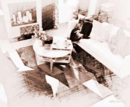 家居客厅装修7招风水摆设来转运 装修风水宜忌 图文