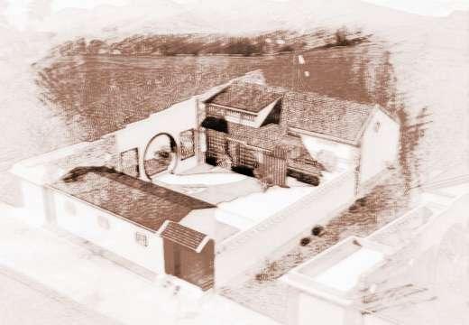 农村住宅效果图 农村房屋设计图