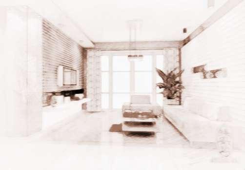 效果图 别墅设计图纸及效果图大全 房屋设计   农村三间平房