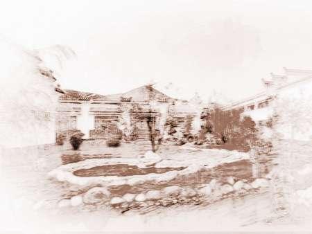 农村住宅庭院风水如何布置-农村住宅庭院风水图解